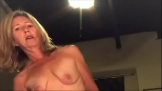 Crazy Wife fucking her pussy