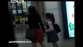 Japanese wife fucks Stranger daughter watch
